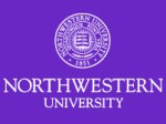 Northwestern U logo